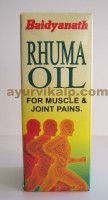 Baidynath RHUMA Oil for Muscle & Joint Pain