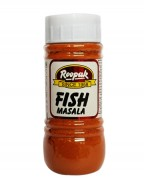 Roopak Delhi, Fish Masala, Blended Spices, 100g