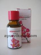 Aroma Magic ROSE Oil, 15ml, Anti-oxidant, Harmone balacing