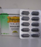 Gufic, RUMASTAL FORTE Tablets, 100 Tablets, For Pain Associated With Fever