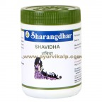 Sharangdhar, Shavidha, 120 Tablet, Multi Purpose Hair Tonic