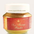 santulan san massage powder | ayurvedic skin care