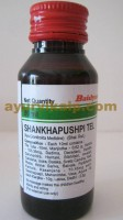 Baidyanath SHANKHAPUSHPI Oil 50 ml, - Massages the children healthy