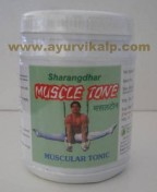 Sharangdhar, MUSCLE TONE, 100 Tablet, Muscular Tonic