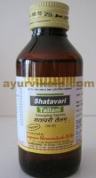Nagarjun SHATAVARI Tailam, 100ml, for Sciatica, Neuralgia, Paralysis