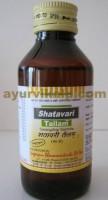 Nagarjun SHATAVARI Tailam, 100ml, for Sciatica, Neuralgia, Paralysis