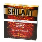Dindayal, Shilajit Power Capsules, Extra Power of Shilajit and Gold, Silver & Kesar, 10 Capsules