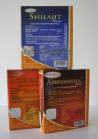 Patanjali Ashwagandha, Shilajit, Ashwashila, 20 Capsules,