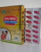 SUN INDIA SWASTH VARDHAK, Sun India Pharmacy, 60 Tablets, For Diarrhoea, Gas
