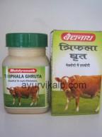 TRIPHALA GHRUTA Baidyanath, 100 g