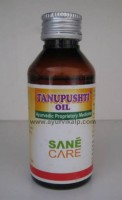 Sane Care, TANUPUSHTI Oil, 100 ml, Body Massage oil