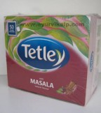 Tata TETLEY MASALA, 50 Tea Bag Envelops