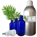 THUJA OIL, Thuja Occidentalis, 100% Pure & Natural Essential Oil