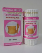 Herbal Hills, TRIMOHILLS, 60 Tablets, Slimming Aid