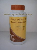 Divya TRIPHALA Churna 100 g, Useful in Constipation, Other Gastric Disorders