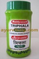 Baidyanath TRIPHALA Churna,100gm, Relieves Chronic Constipation