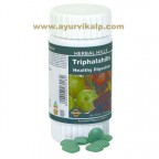 Herbal Hills, TRIPHALAHILLS Tablets, Healthy Digestion