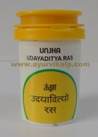 Unja Pharmacy, UDAYADITYA RAS, 60 Tablets
