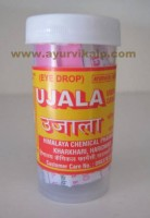 Original UJALA Eye Drops by Himalaya Chemical Pharmacy Haridwar
