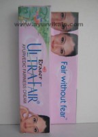 Ipsa ERASER Ultra Fair Cream, 25 Gm, Ayurvedic Fairness Cream
