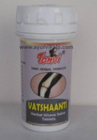 VATSHAANTI Tanvi Herbal, 30 Ghana Satva Tablets, For Joint Pain & Body Pain