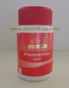 Sri Sri Ayurveda, VYAGHRYADI, 60 Tablets, Fever, Cough, Rhinitis