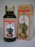 Vyas Charma Roga Tail | oils for eczema | fungal infection