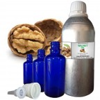 WALNUT OIL, Juglans Regia, 100% Pure & Natural Carrier Oil