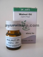 Dr. Jain's WALNUT Oil, 5ml, Nutrient Skin
