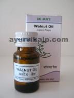 Dr. Jain's WALNUT Oil, 10ml, Nutrient Skin