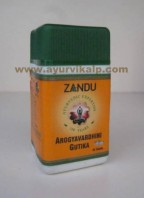 Zandu Arogyavardhani Gutika | Skin Diseases treatment