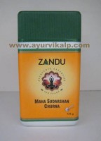 Zandu, MAHA SUDARSHAN CHURNA,125g For Dyspepsia & Loss of Appetite