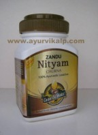 zandu nityam churna | ayurvedic laxative | constipation treatment