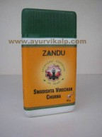 Zandu SWADISHTA VIRECHAN Churna (Powder) 50gm, For Used as Laxative
