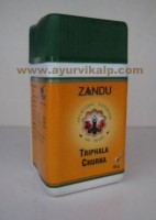 Zandu TRIPHALA CHURNA 50g, For Eye Disorder