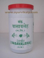 Zandu, VASAVALEHA 125g, Useful in Cough, Bronchitis and Other Chest Affection