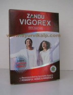 Zandu VIGOREX, 10 Capsules, for Men Boost Stamina & Energy Level