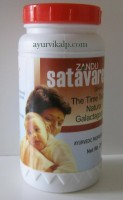 Zandu SATAVAREX The time tested Natural Galactagogue