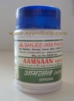 Sanjeevani Pharma, AAMSAAN, 50 Tablets, Digestive, Aam Pachak