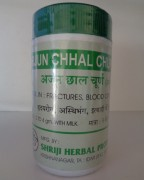 Shriji Herbal, ARJUN CHAL CHURNA, 100g, Blood Circulation