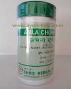 Shriji Herbal, AMLA CHURNA, 100g, Hair Fall, Greying of Hair