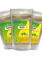 Herbal Hills, Amla Powder, Hair Growth, Supports Healthy Digestion