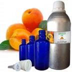 APRICOT Carrier Oils, 100% Pure & Natural - 10 ML To 100 ML Therapeutic & Undiluted
