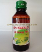 Shriji Herbal, ASHWAGANDHA OIL, 100 ml, Bodyache, Muscular Health