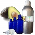 AVOCADO Natural Carrier Oils, 100% Pure & - 10 ML To 100 ML Therapeutic & Undiluted