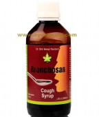 Dr. Balaji Tambe, Santulan BRONCHOSAN Cough Syrup, 200ml, Respiratory Tract Infection