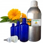 CALENDULA Natural Carrier Oils, Calendula officinalis, 100% Pure & Natural - 10 ML To 100 ML Therapeutic & Undiluted