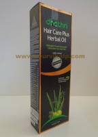 Dhathri Hair Care Plus Herbal Oil / 100ml/ Hair Care
