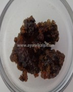 GUGGULU, Commiphora Mukul, Myrrh Tree Gum,  Raw Whole Herbs of India