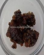 GUGGULU, Commiphora Mukul, Myrrh Tree Gum,  Raw Whole Herbs of India